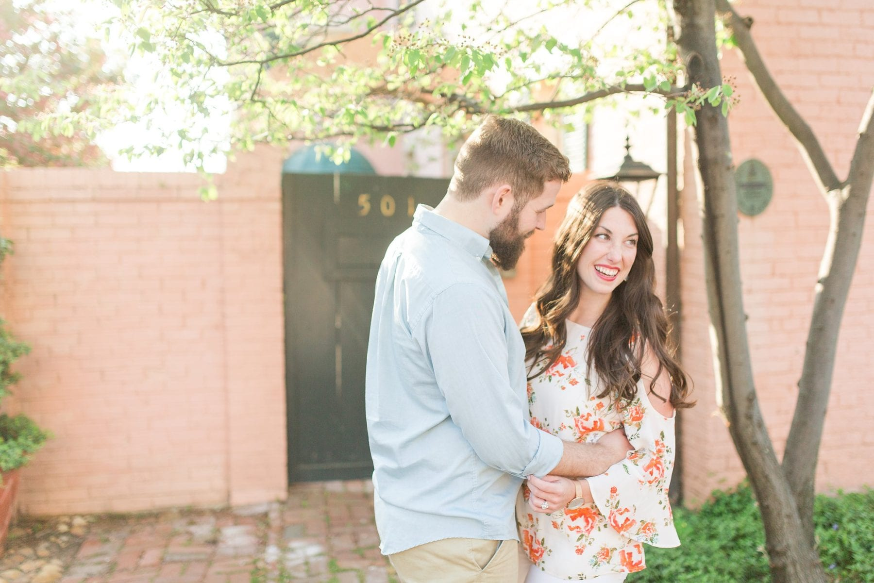Historic Old Town Alexandria Engagement Session Megan Kelsey Photography-107.jpg