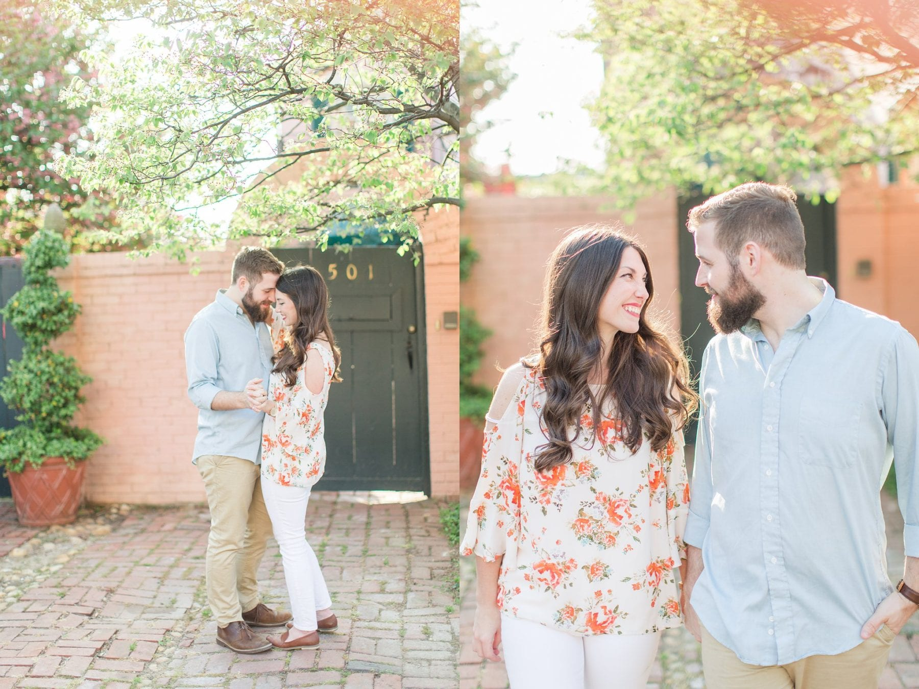 Historic Old Town Alexandria Engagement Session Megan Kelsey Photography-123.jpg