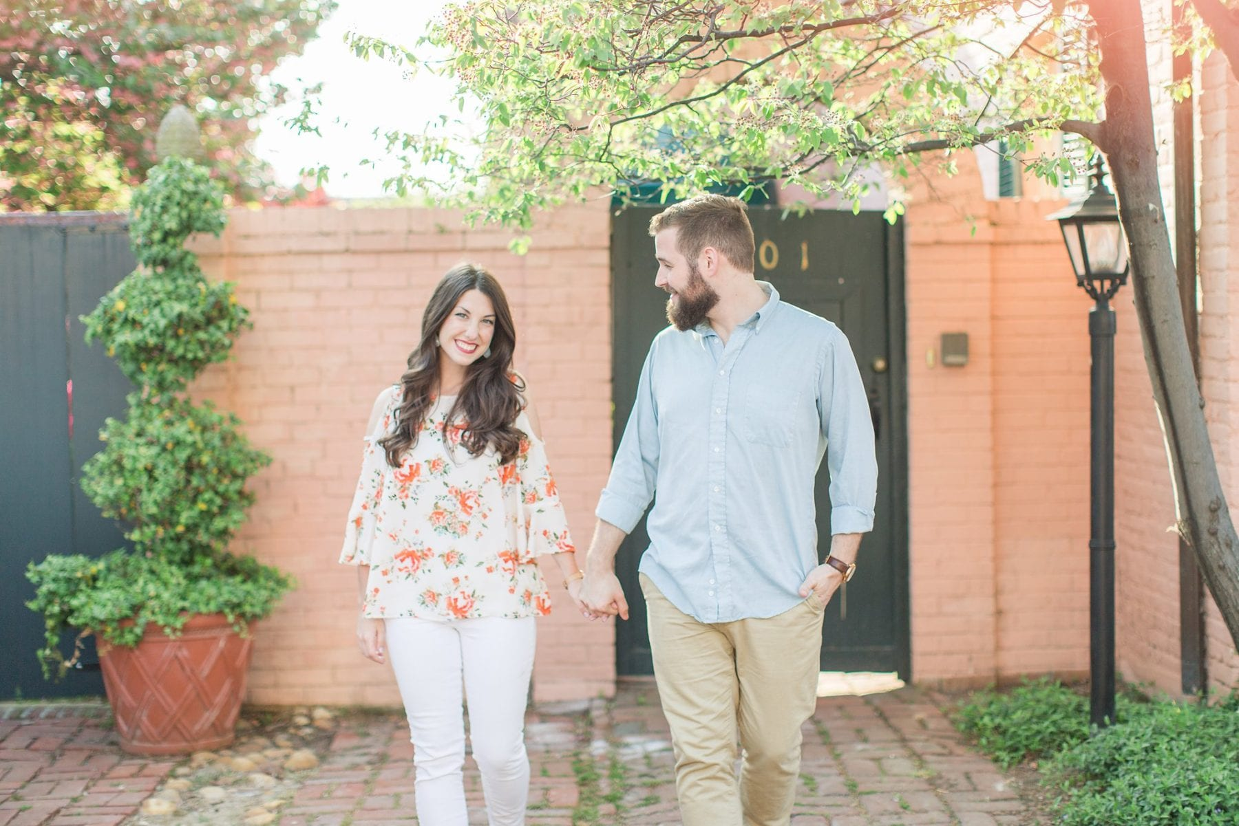 Historic Old Town Alexandria Engagement Session Megan Kelsey Photography-129.jpg