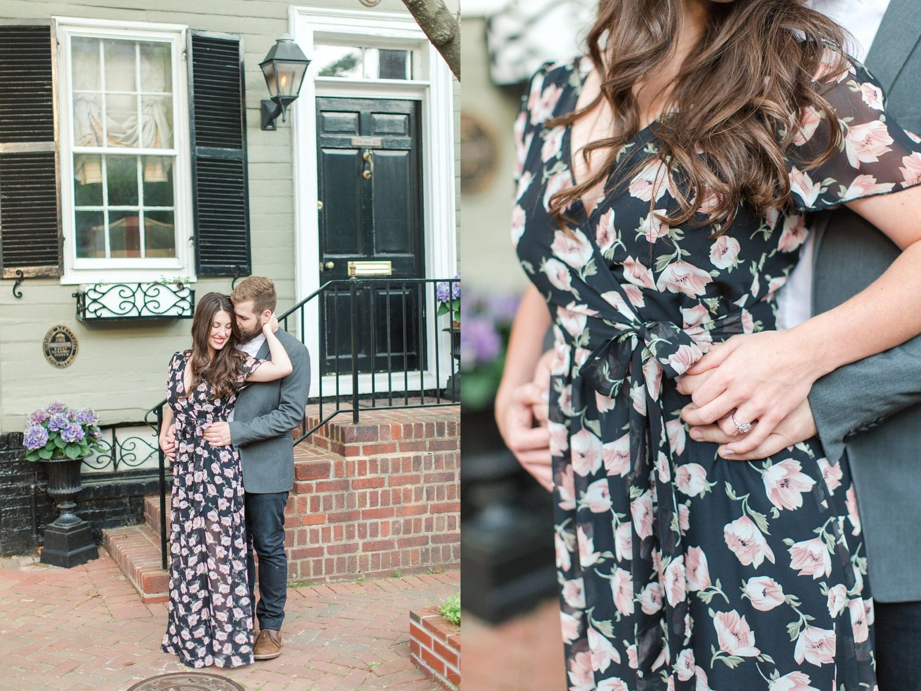 Historic Old Town Alexandria Engagement Session Megan Kelsey Photography-196.jpg
