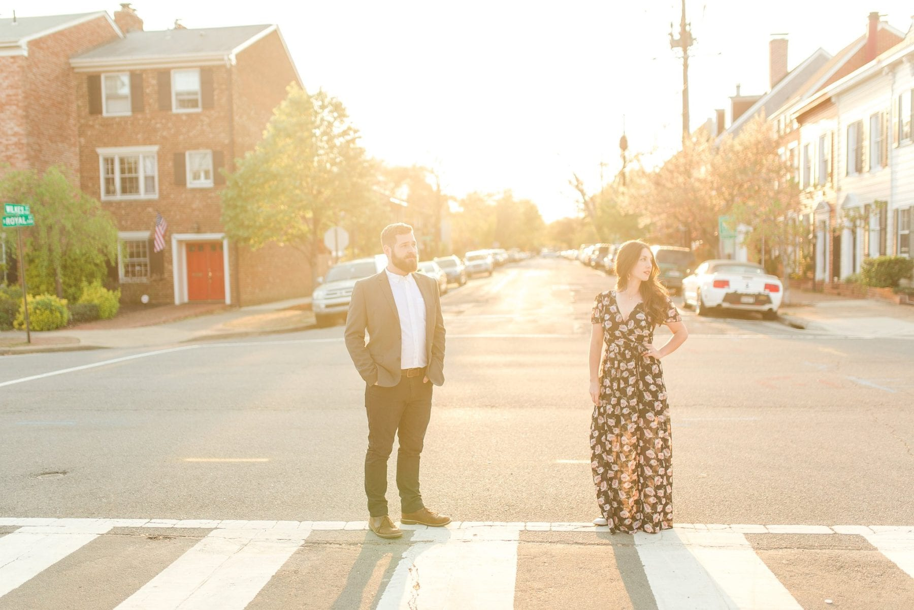 Historic Old Town Alexandria Engagement Session Megan Kelsey Photography-303.jpg