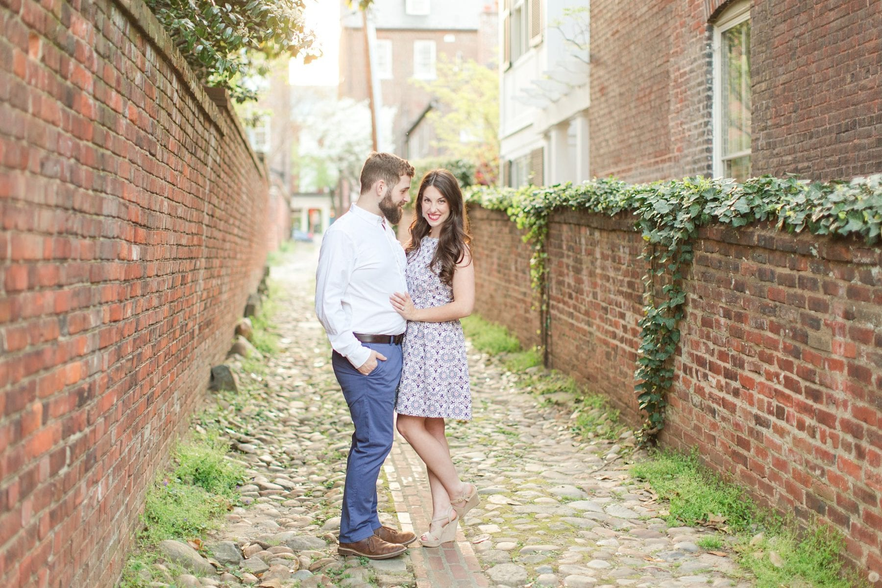 Historic Old Town Alexandria Engagement Session Megan Kelsey Photography-346.jpg