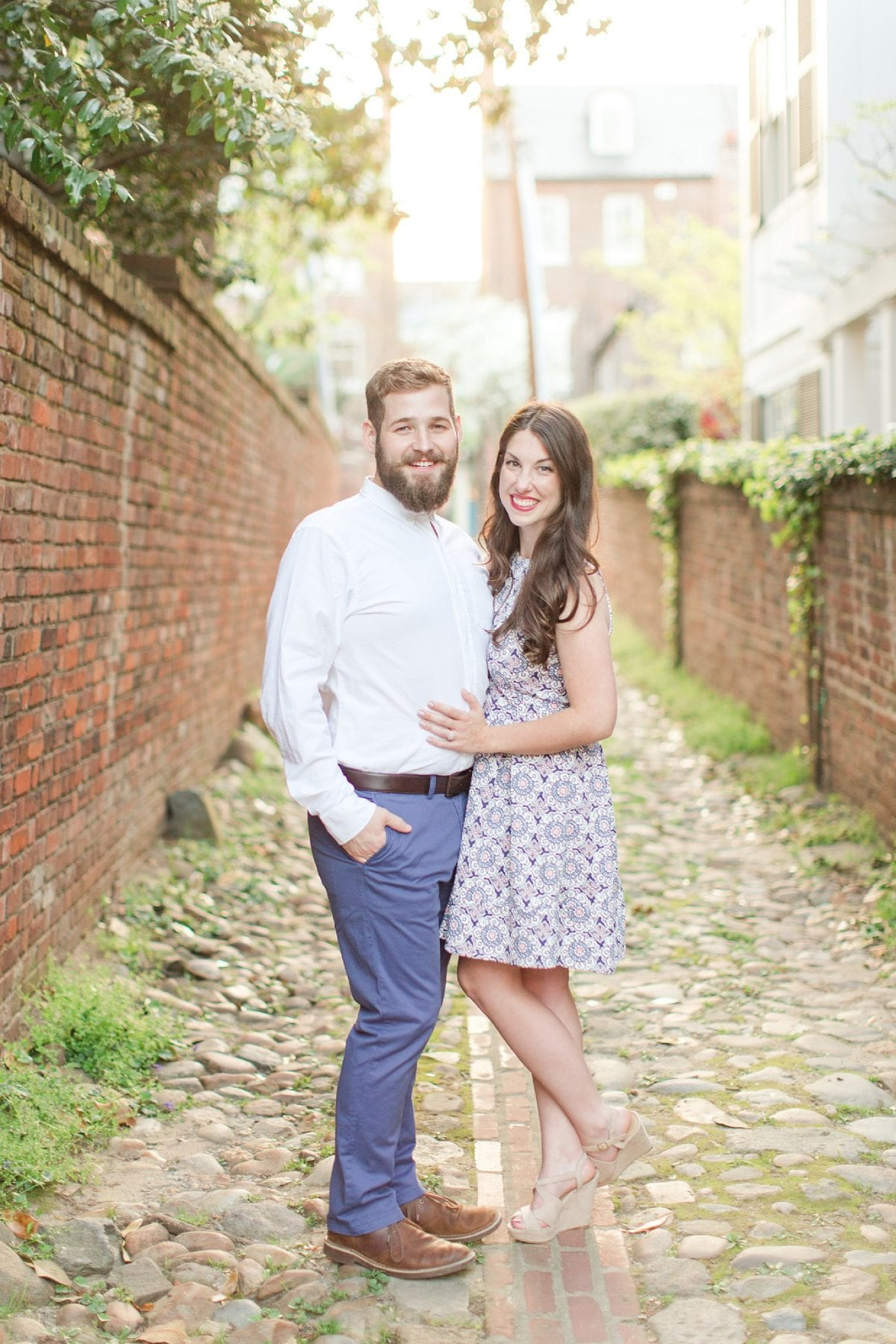 Historic Old Town Alexandria Engagement Session Megan Kelsey Photography-348.jpg