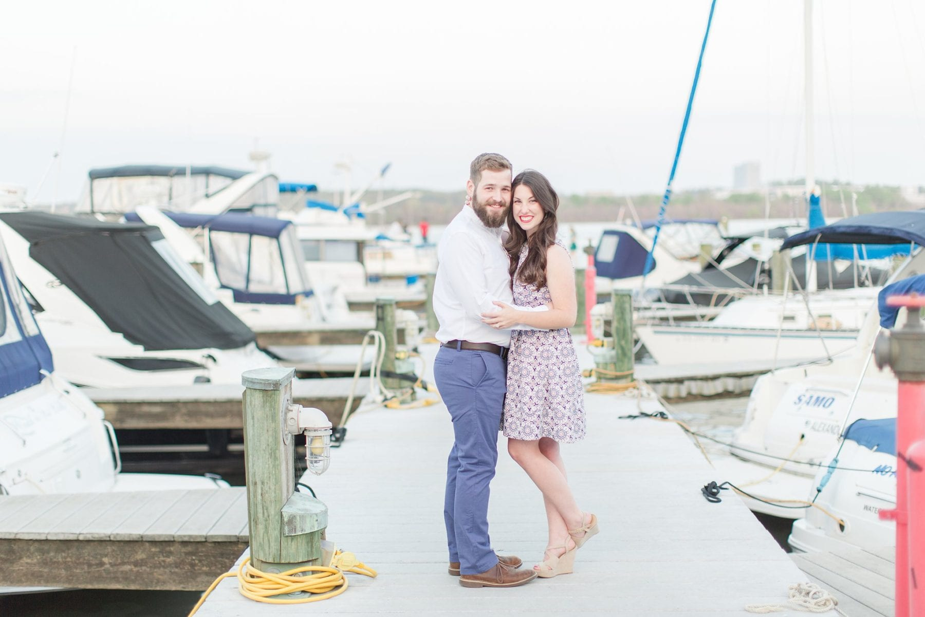 Historic Old Town Alexandria Engagement Session Megan Kelsey Photography-391.jpg