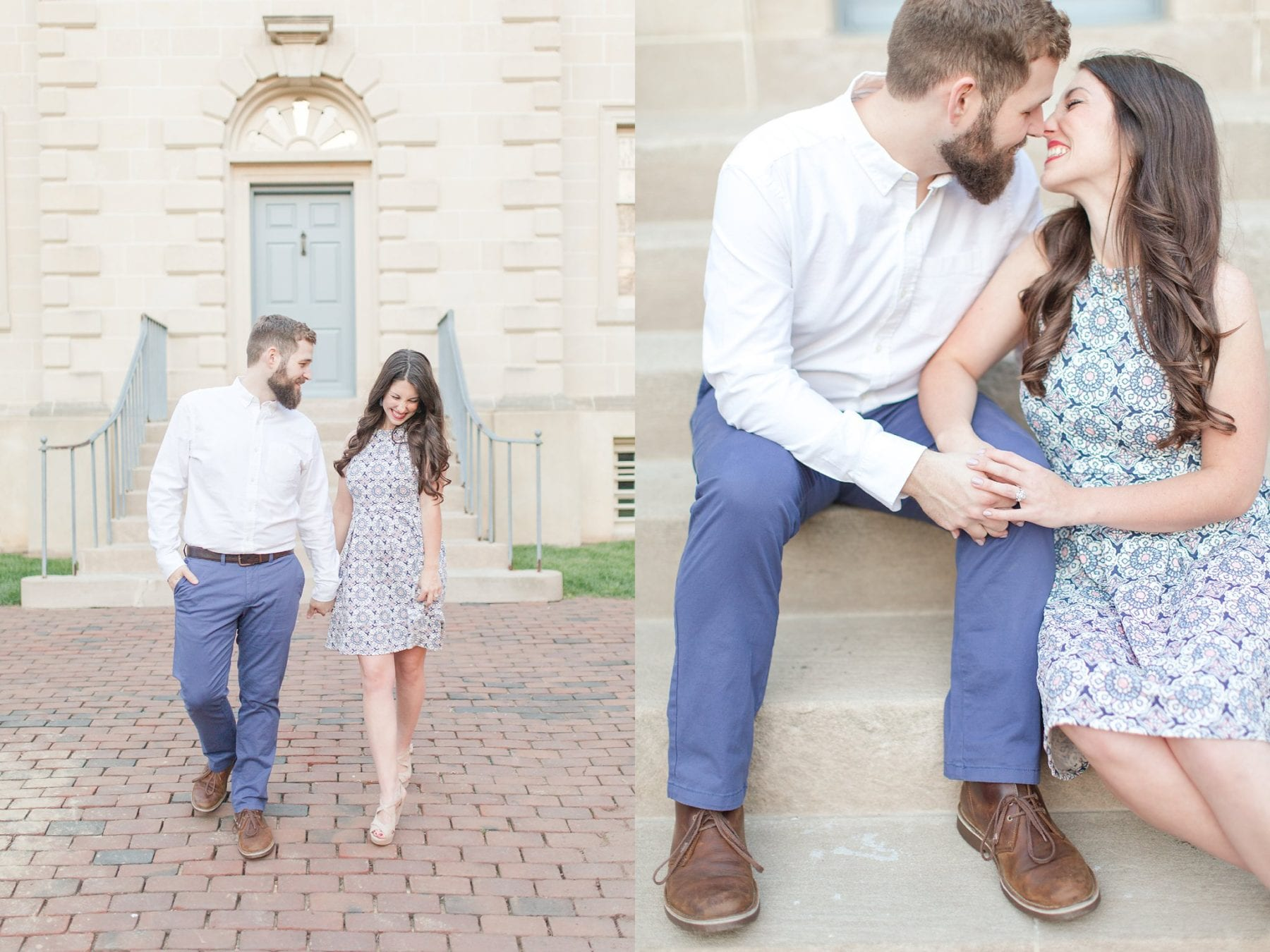 Historic Old Town Alexandria Engagement Session Megan Kelsey Photography-434.jpg