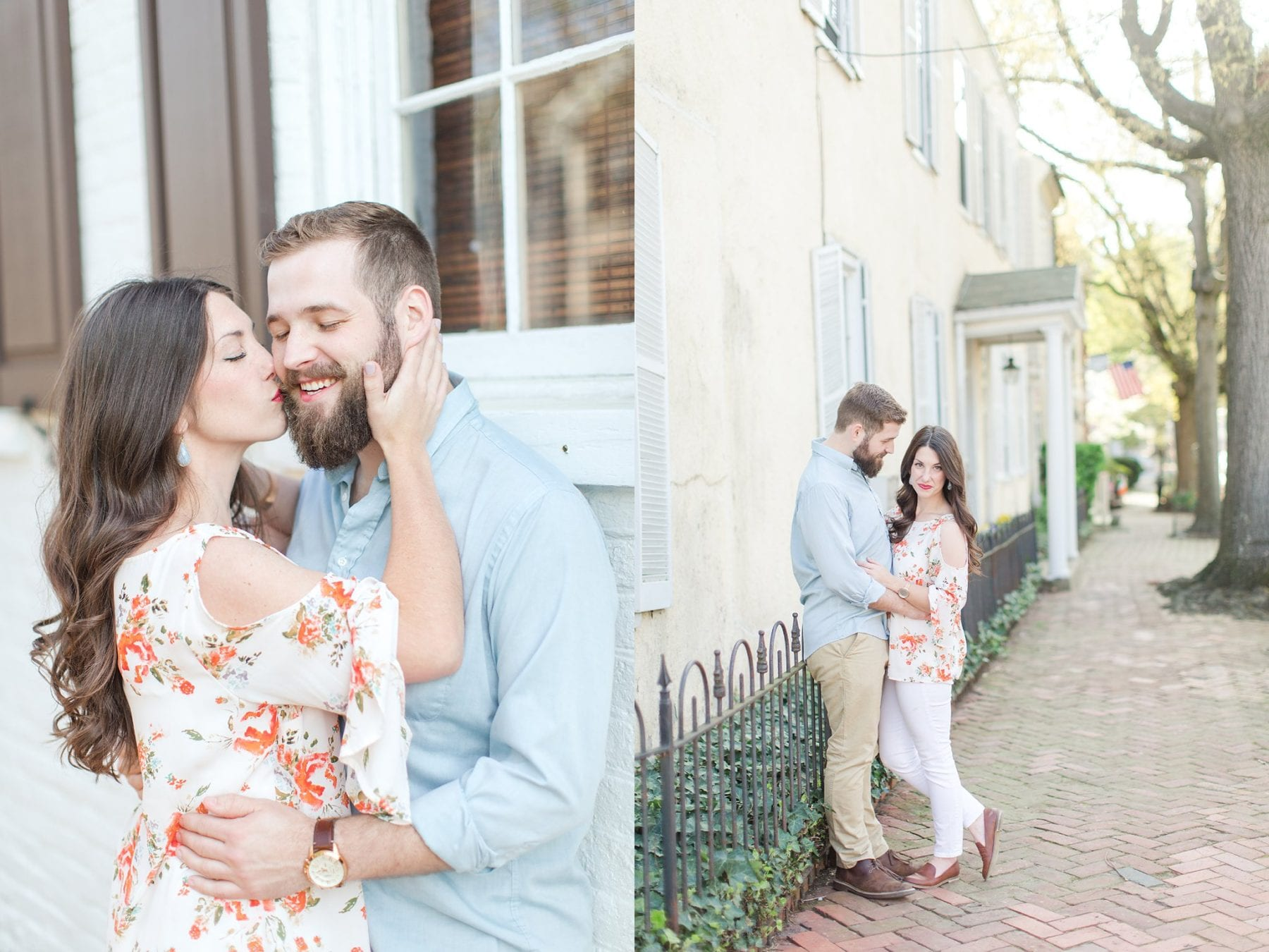 Historic Old Town Alexandria Engagement Session Megan Kelsey Photography-61.jpg