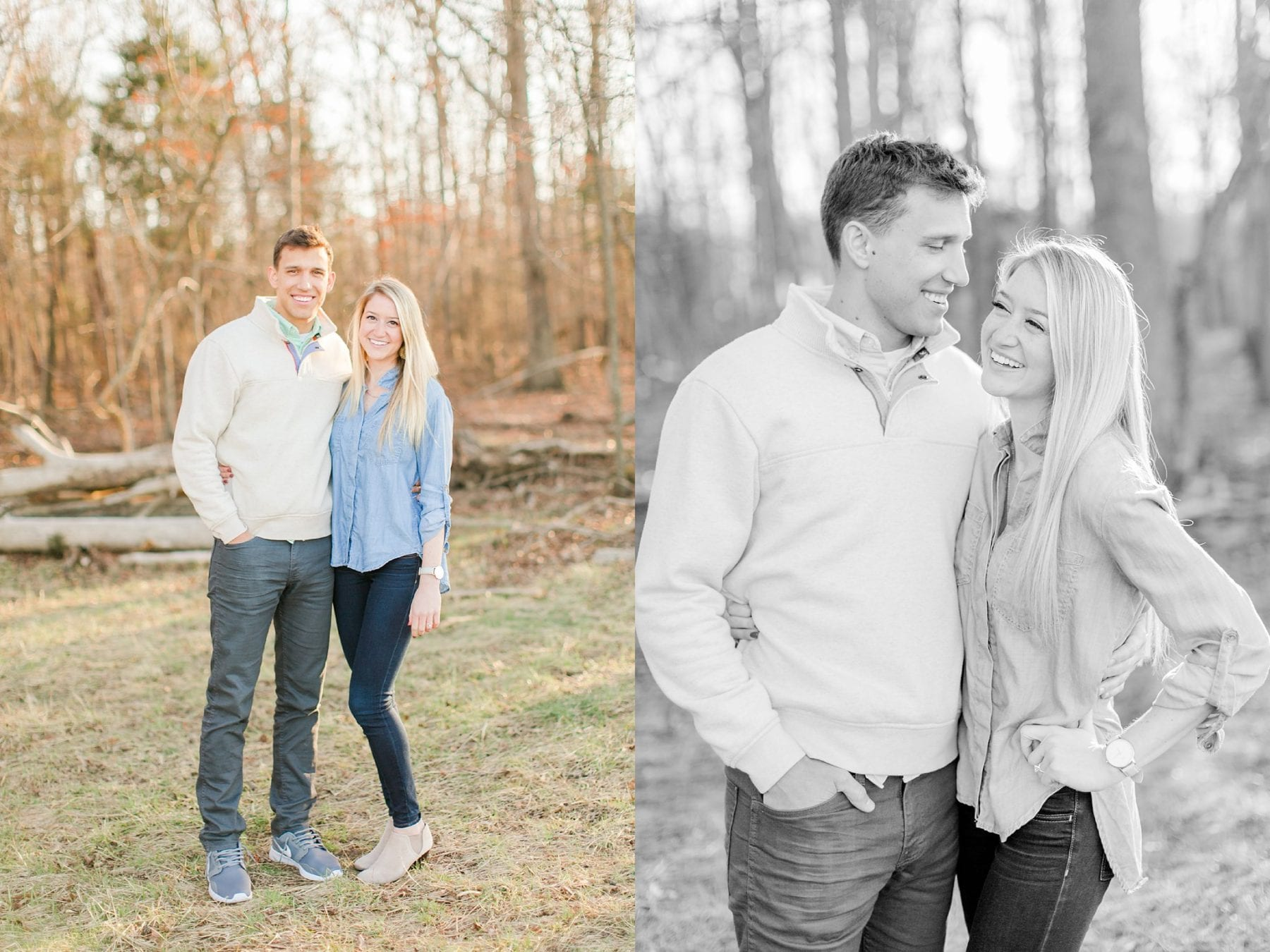 Manassas Battlefield Engagement Session Virginia Wedding Photographer Danielle & Charlie Megan Kelsey Photography-5052.jpg