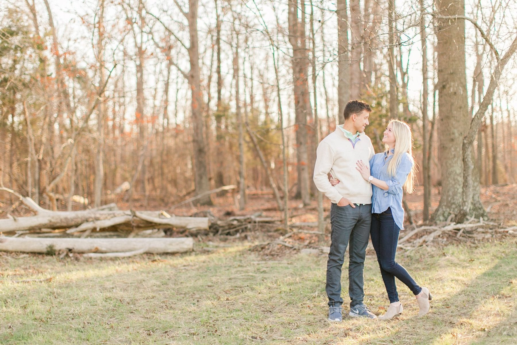 Manassas Battlefield Engagement Session Virginia Wedding Photographer Danielle & Charlie Megan Kelsey Photography-5127.jpg