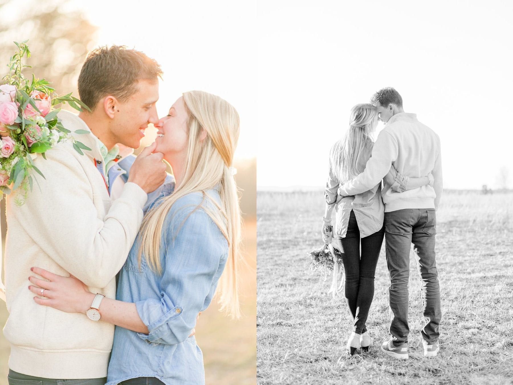 Manassas Battlefield Engagement Session Virginia Wedding Photographer Danielle & Charlie Megan Kelsey Photography-5667.jpg