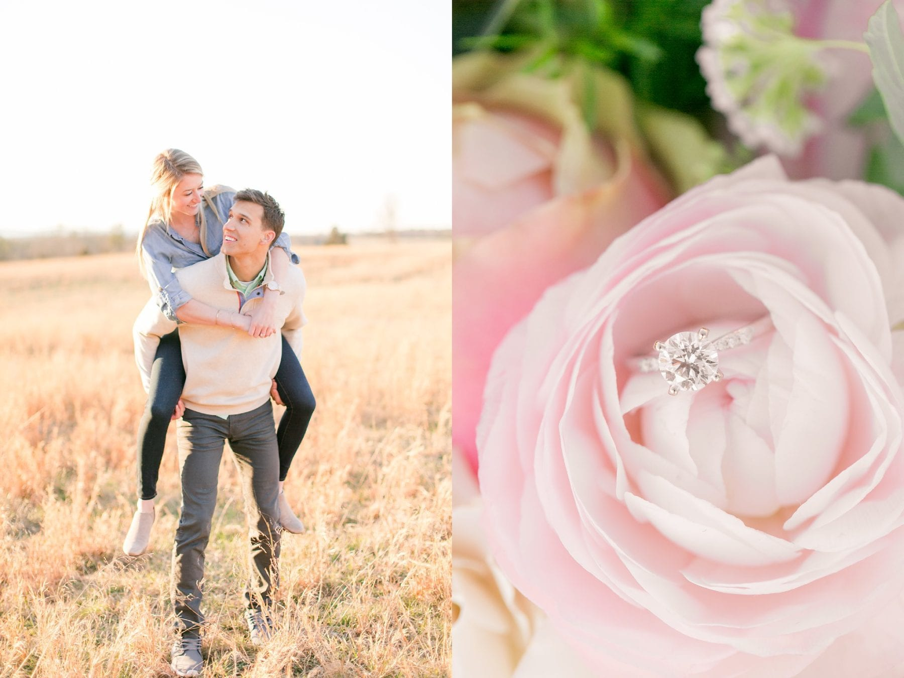 Manassas Battlefield Engagement Session Virginia Wedding Photographer Danielle & Charlie Megan Kelsey Photography-5829.jpg
