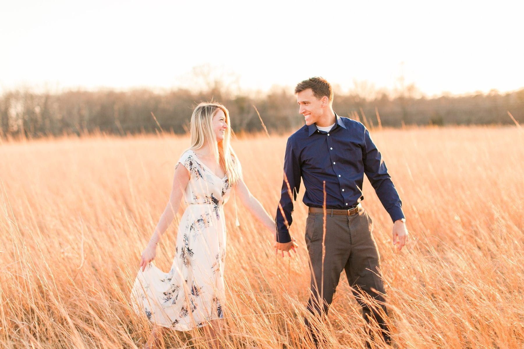 Manassas Battlefield Engagement Session Virginia Wedding Photographer Danielle & Charlie Megan Kelsey Photography-6048.jpg