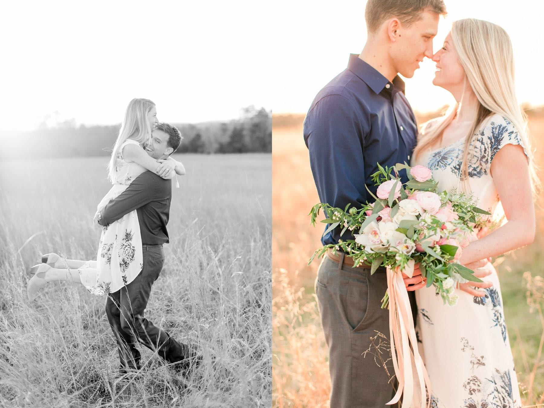 Manassas Battlefield Engagement Session Virginia Wedding Photographer Danielle & Charlie Megan Kelsey Photography-6163-2.jpg