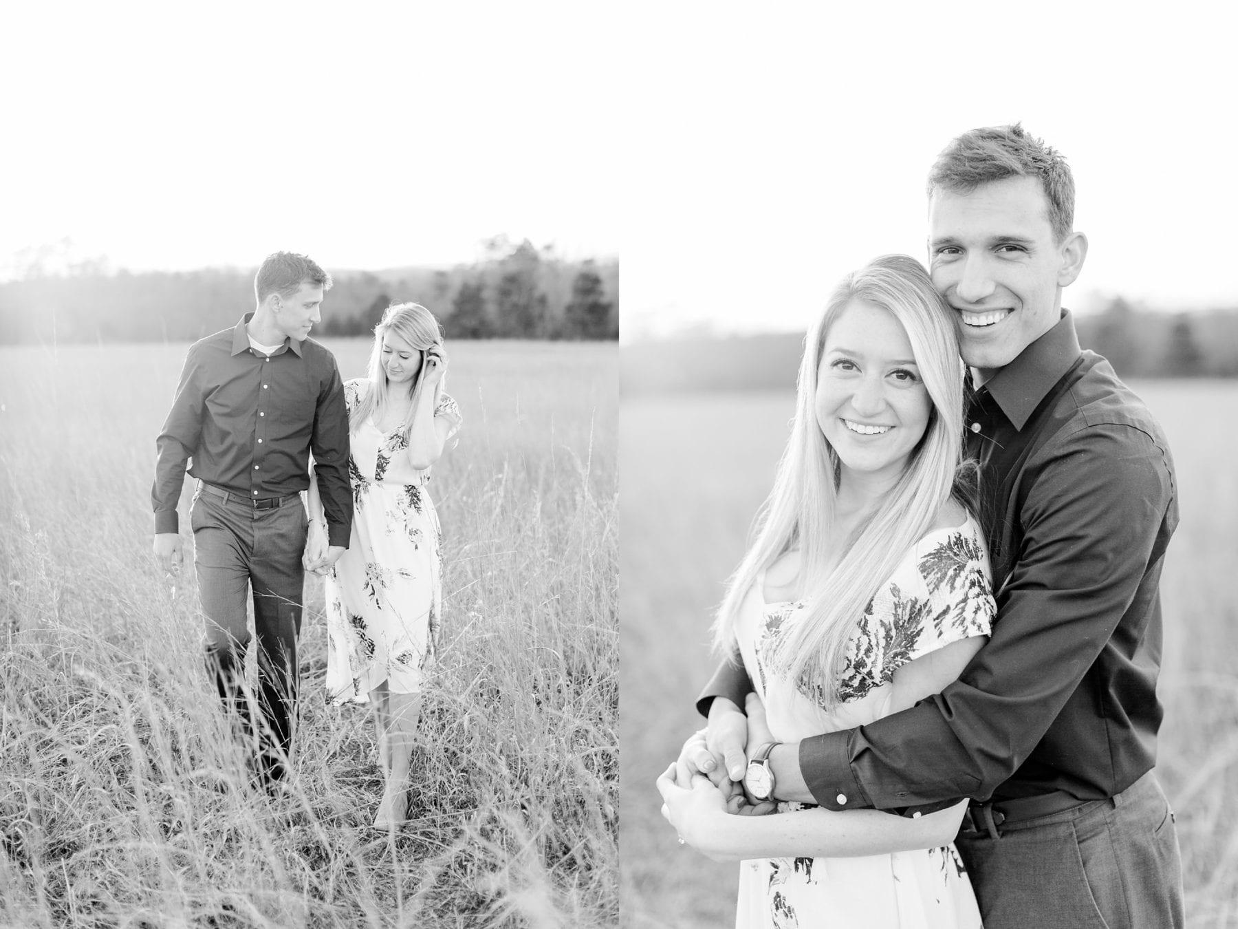 Manassas Battlefield Engagement Session Virginia Wedding Photographer Danielle & Charlie Megan Kelsey Photography-6217-2.jpg