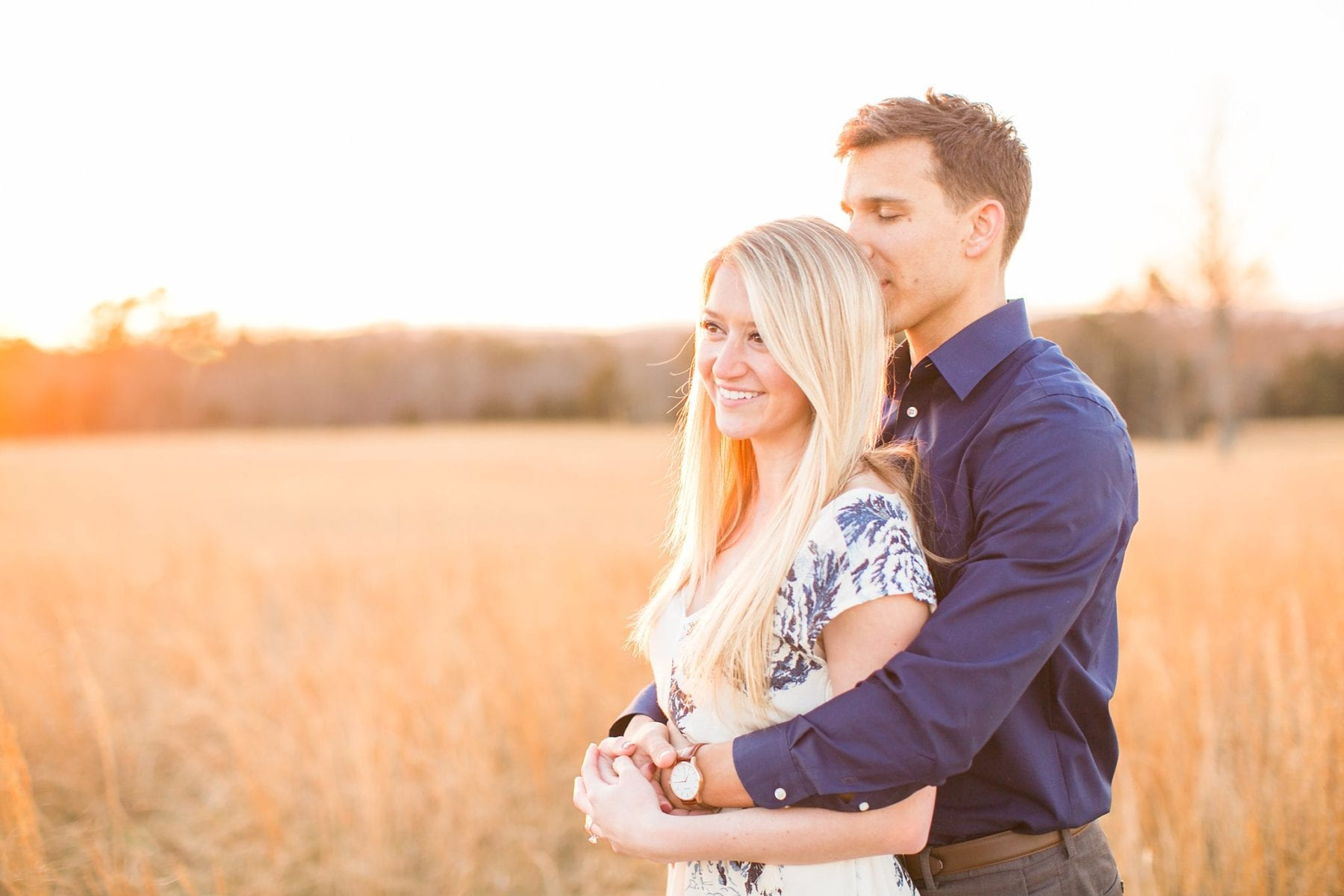 Manassas Battlefield Engagement Session Virginia Wedding Photographer Danielle & Charlie Megan Kelsey Photography-6252.jpg