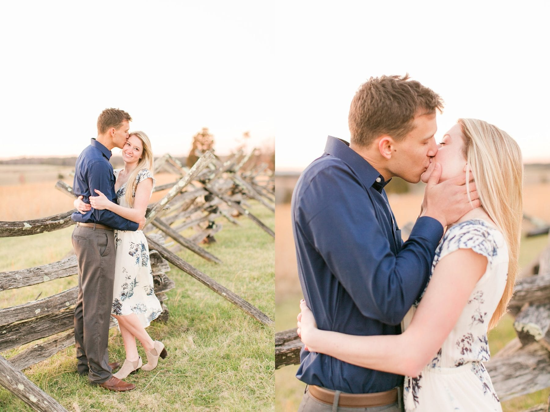 Manassas Battlefield Engagement Session Virginia Wedding Photographer Danielle & Charlie Megan Kelsey Photography-6355.jpg