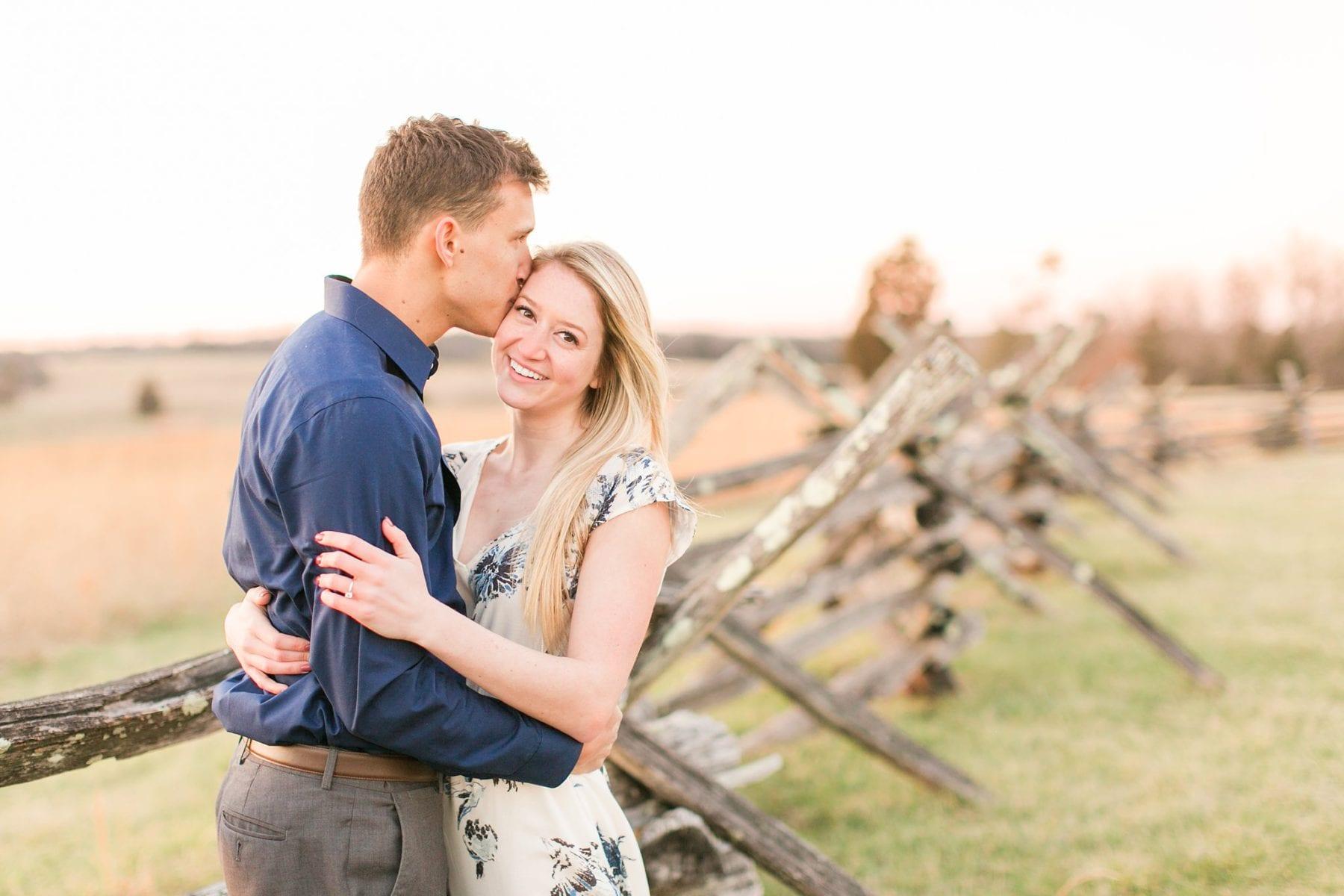 Manassas Battlefield Engagement Session Virginia Wedding Photographer Danielle & Charlie Megan Kelsey Photography-6362.jpg