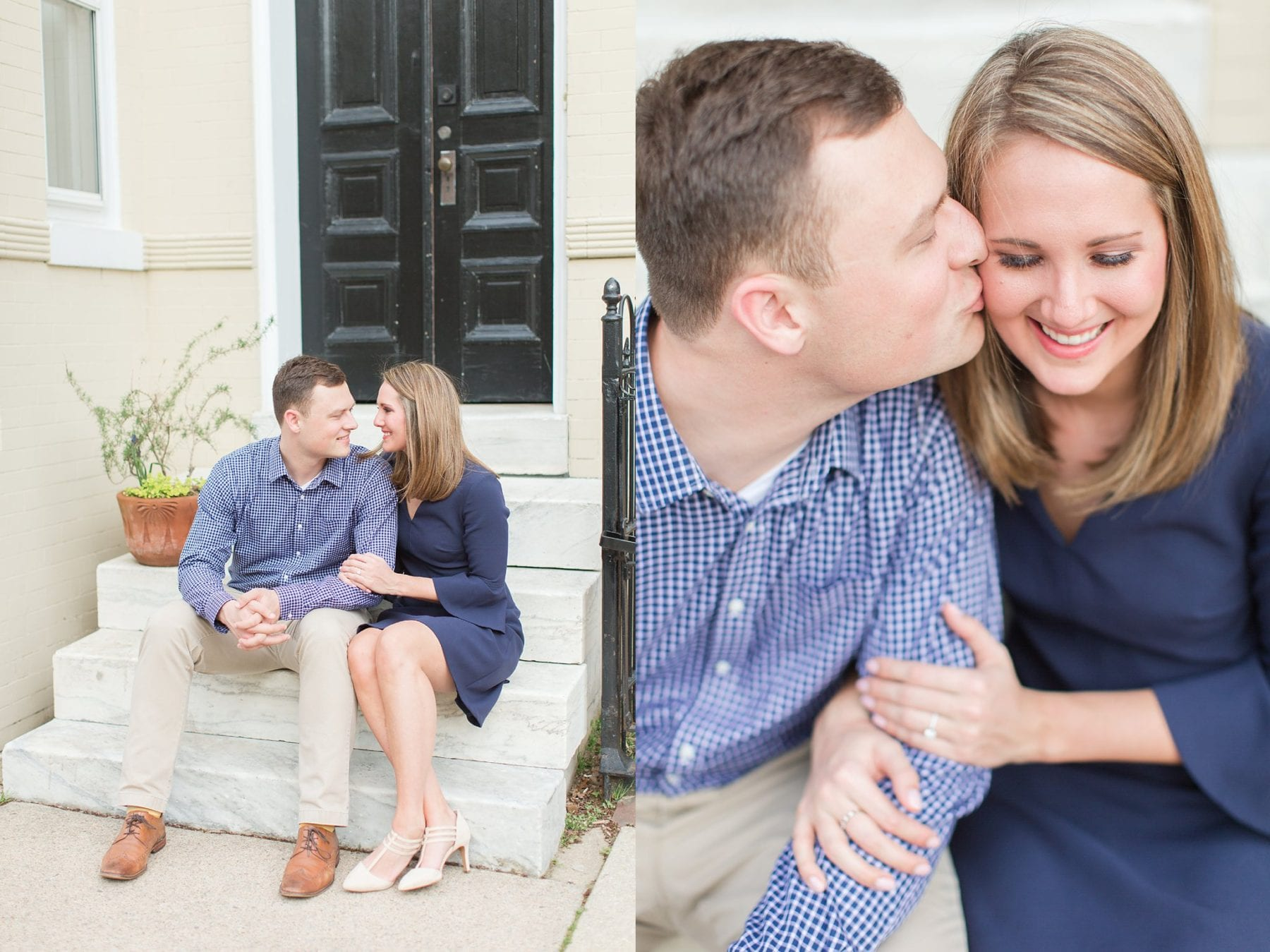 Springtime Old Town Alexandria Engagement Session Matt & Maxie Megan Kelsey Photography-104.jpg