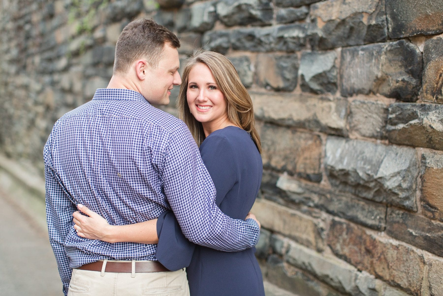 Springtime Old Town Alexandria Engagement Session Matt & Maxie Megan Kelsey Photography-135.jpg
