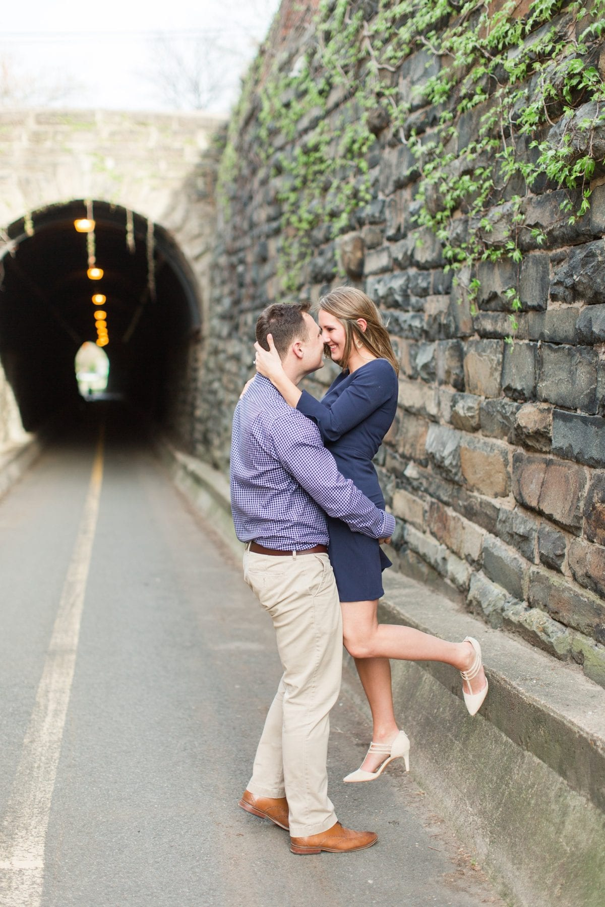 Springtime Old Town Alexandria Engagement Session Matt & Maxie Megan Kelsey Photography-148.jpg
