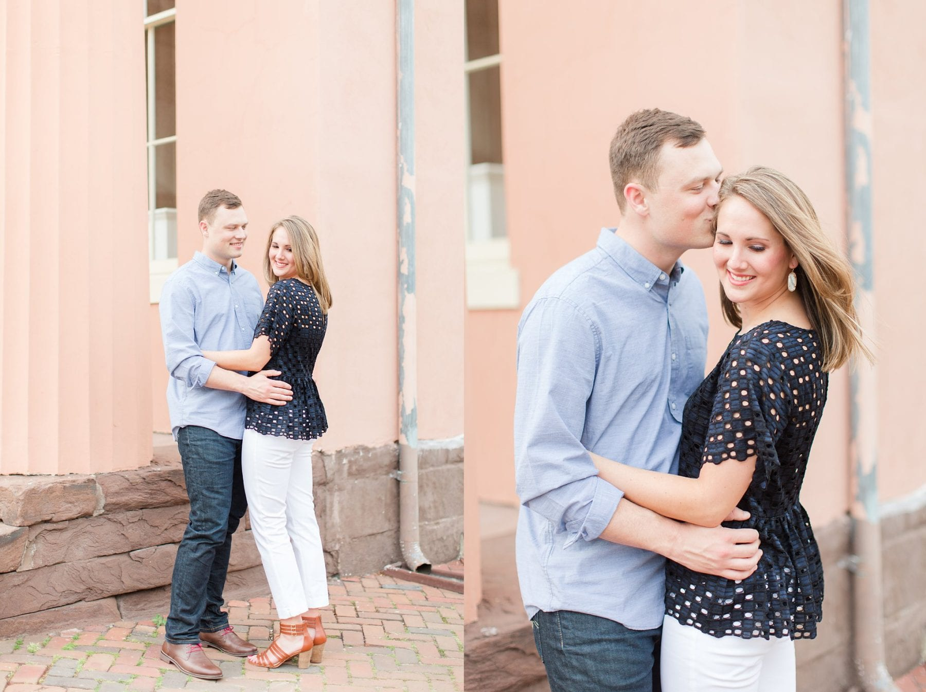 Springtime Old Town Alexandria Engagement Session Matt & Maxie Megan Kelsey Photography-205.jpg