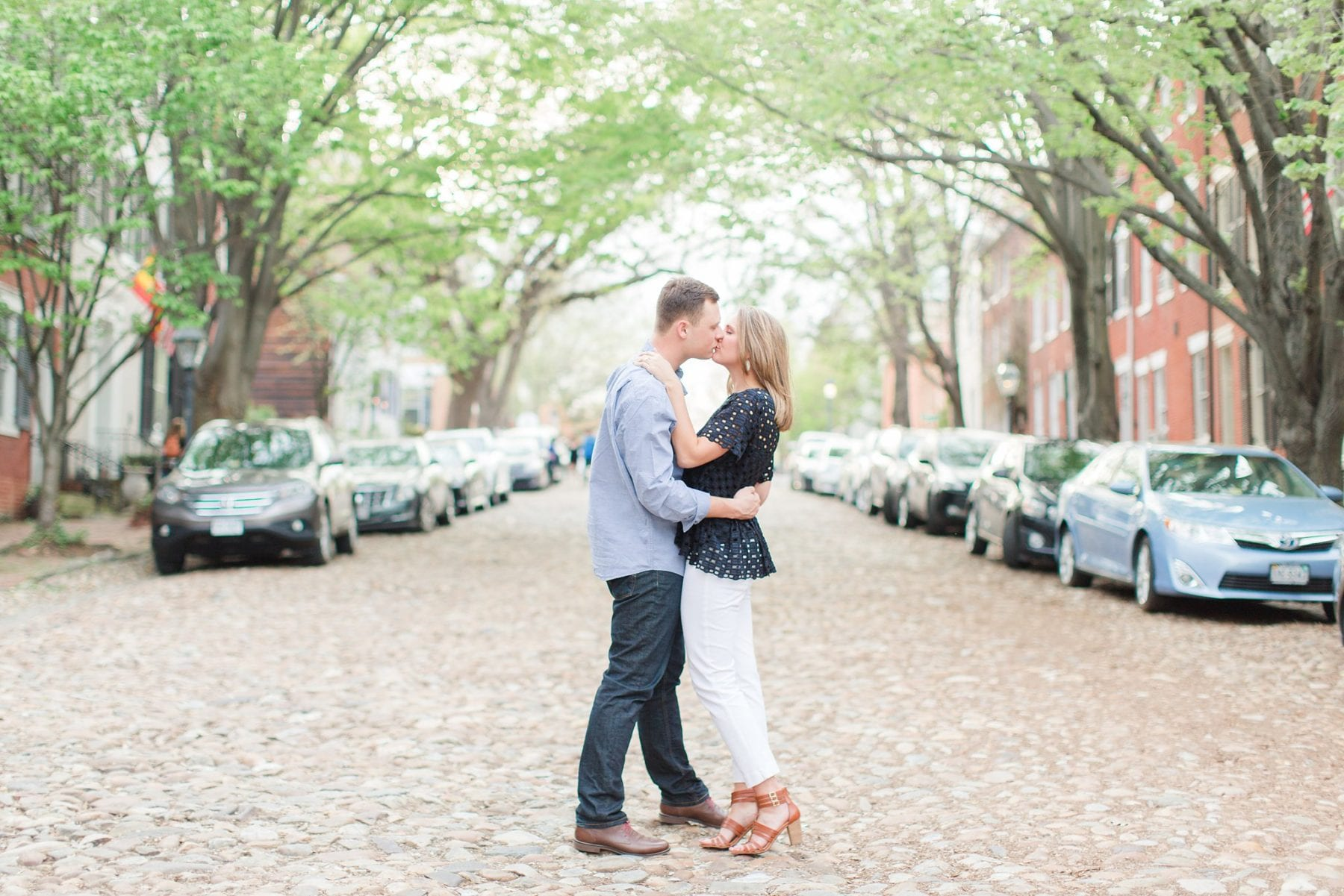 Springtime Old Town Alexandria Engagement Session Matt & Maxie Megan Kelsey Photography-227.jpg
