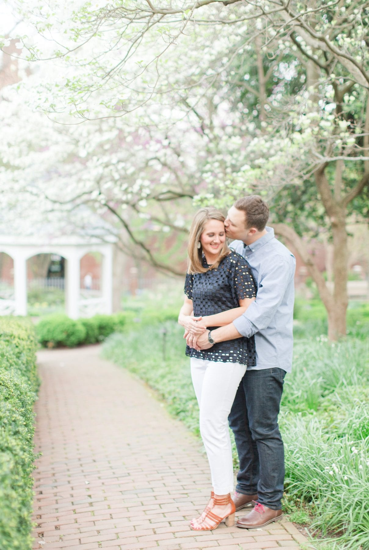 Springtime Old Town Alexandria Engagement Session Matt & Maxie Megan Kelsey Photography-238.jpg