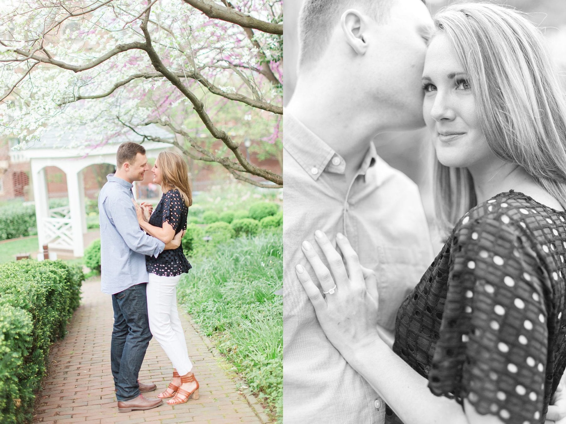 Springtime Old Town Alexandria Engagement Session Matt & Maxie Megan Kelsey Photography-248.jpg