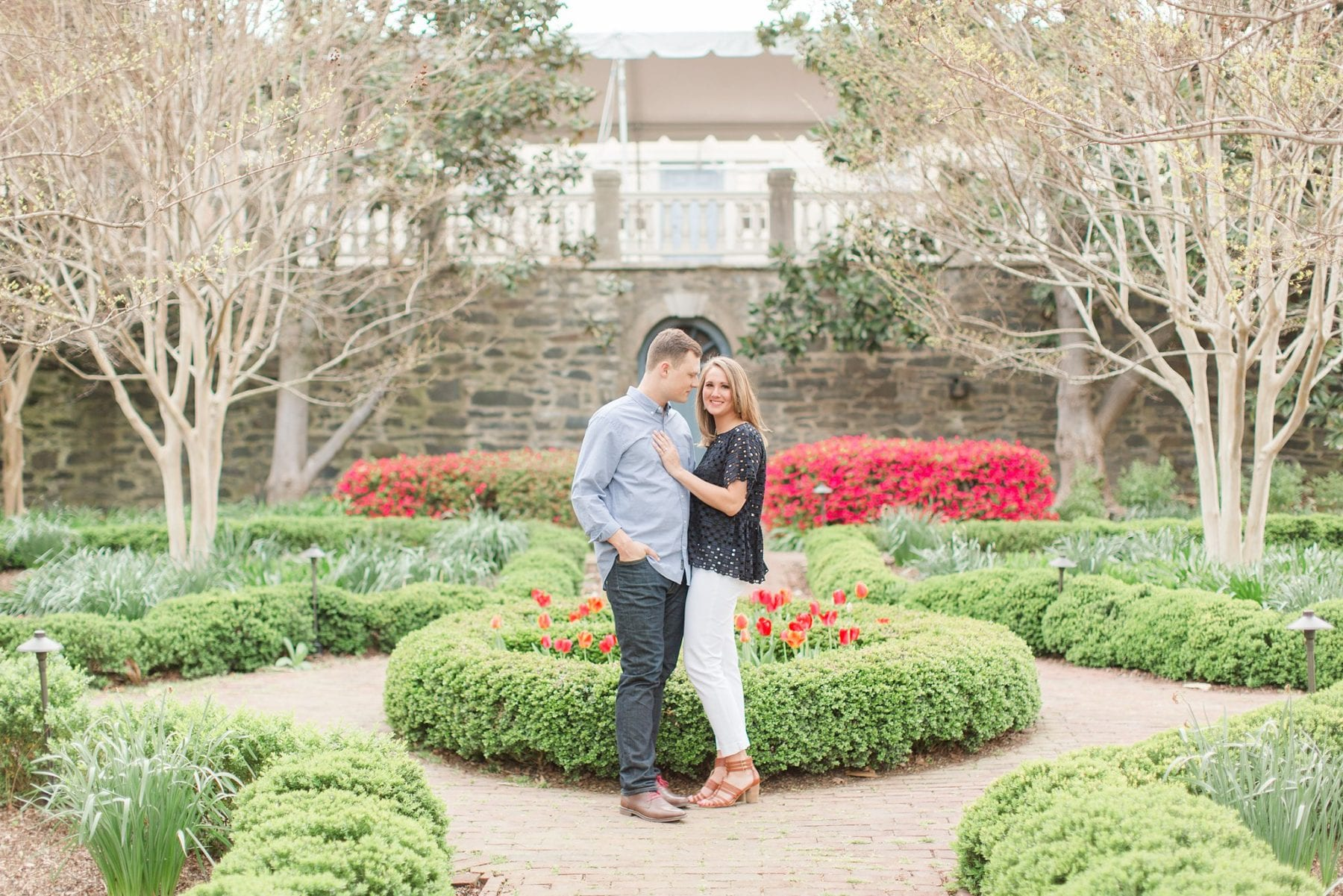 Springtime Old Town Alexandria Engagement Session Matt & Maxie Megan Kelsey Photography-252.jpg