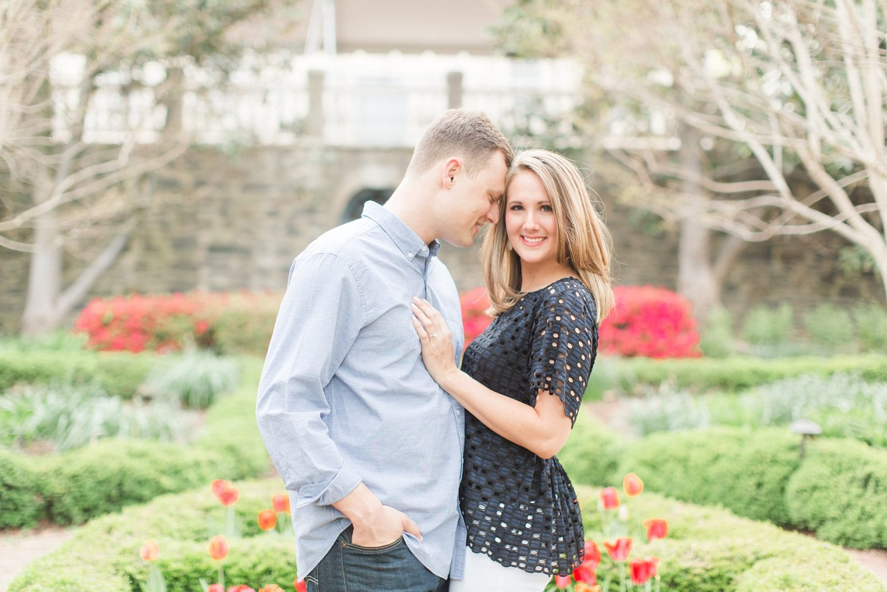 Springtime Old Town Alexandria Engagement Session Matt & Maxie Megan Kelsey Photography-257.jpg