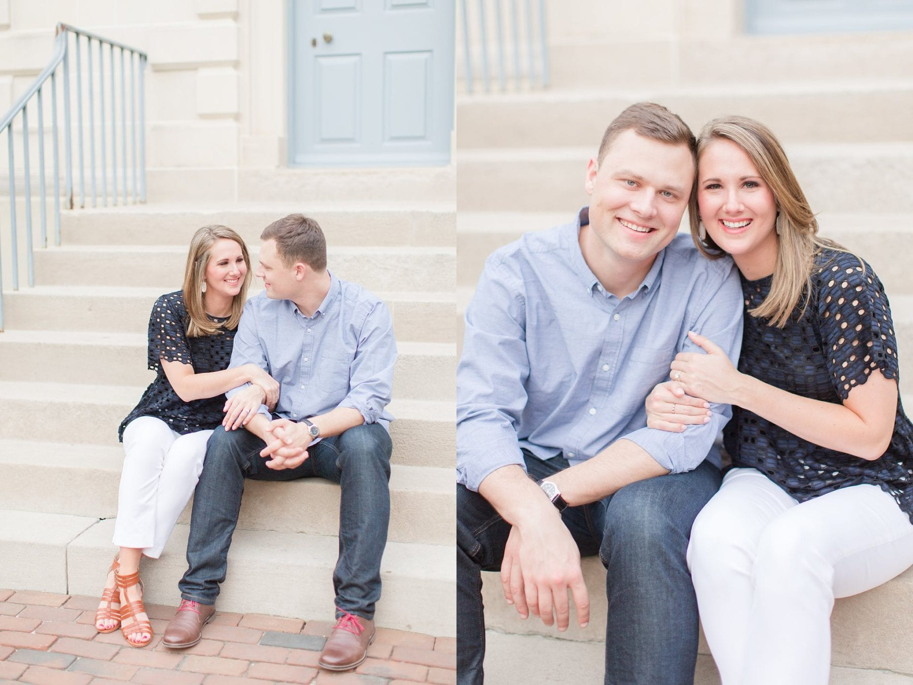 Springtime Old Town Alexandria Engagement Session Matt & Maxie Megan Kelsey Photography-279.jpg