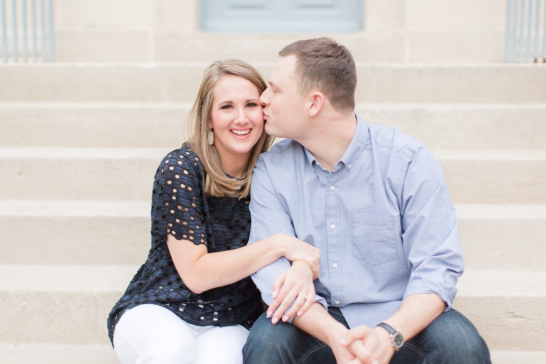Springtime Old Town Alexandria Engagement Session Matt & Maxie Megan Kelsey Photography-281.jpg