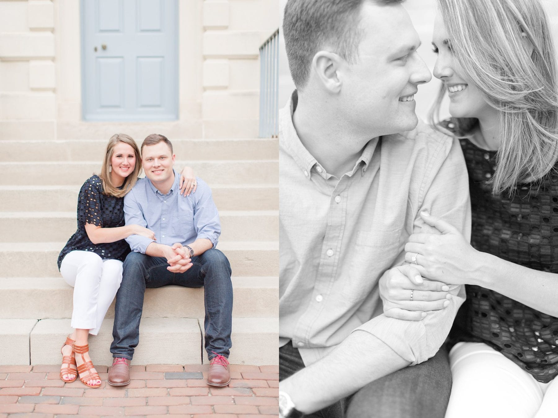 Springtime Old Town Alexandria Engagement Session Matt & Maxie Megan Kelsey Photography-284.jpg