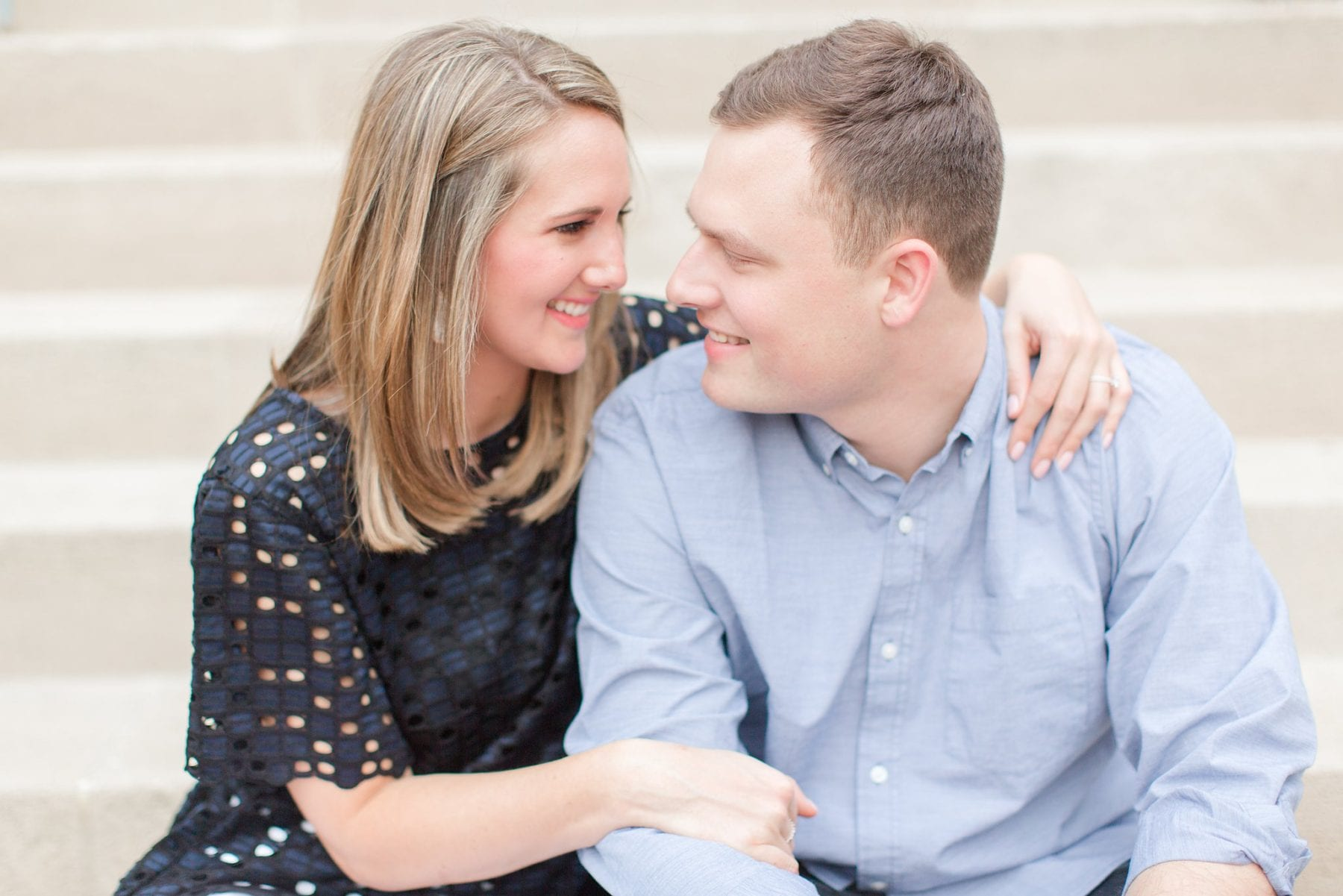 Springtime Old Town Alexandria Engagement Session Matt & Maxie Megan Kelsey Photography-287.jpg