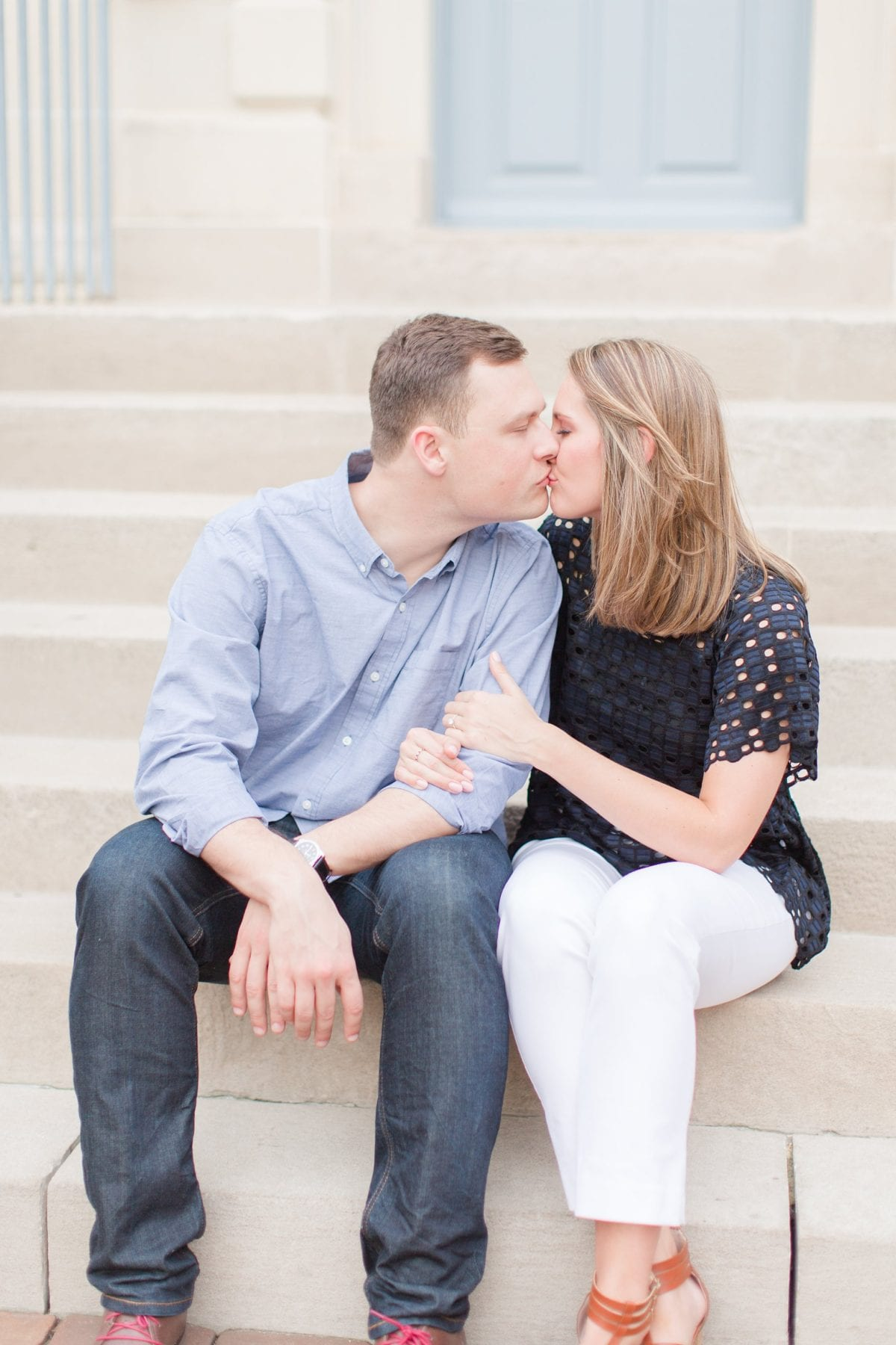 Springtime Old Town Alexandria Engagement Session Matt & Maxie Megan Kelsey Photography-289.jpg