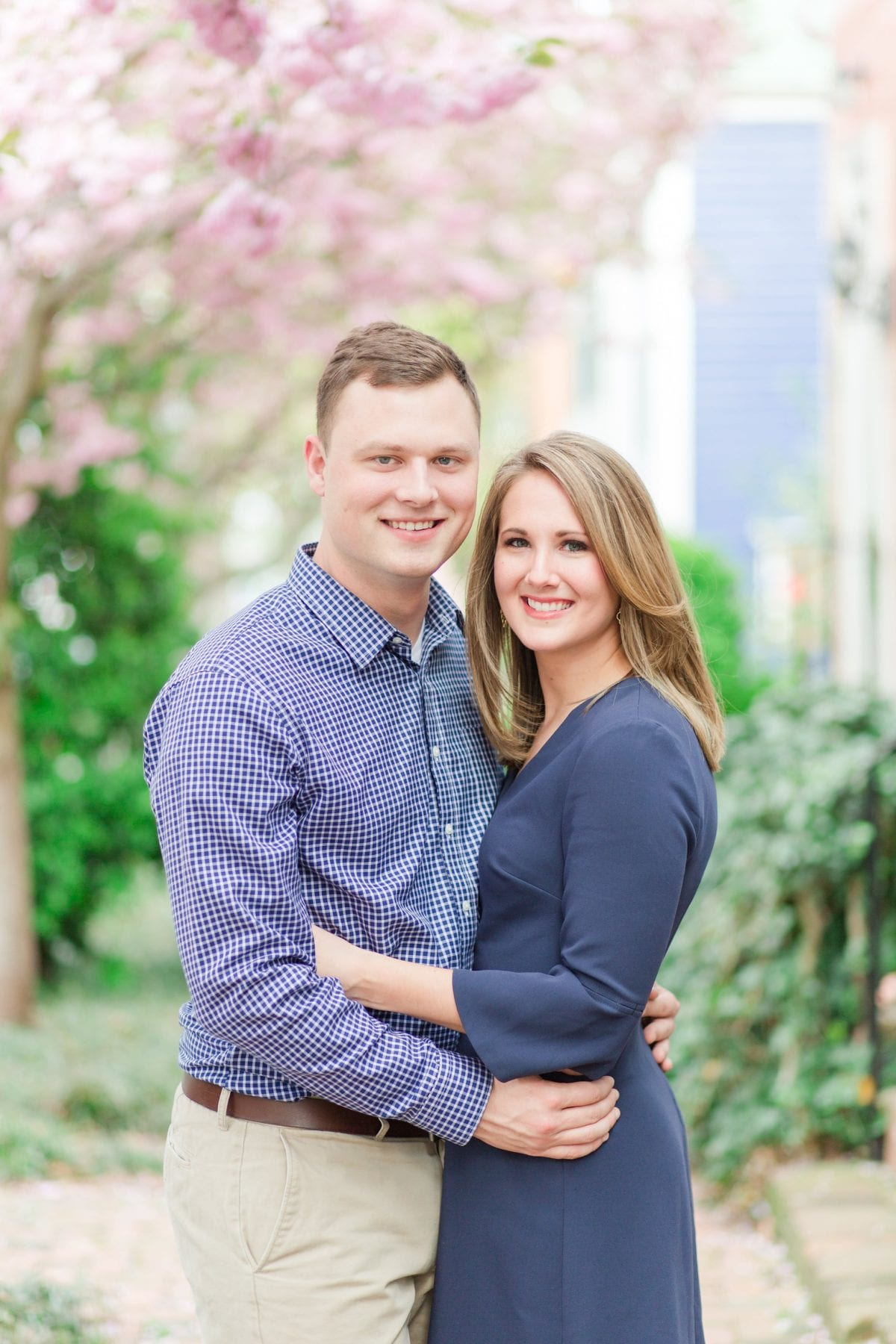 Springtime Old Town Alexandria Engagement Session Matt & Maxie Megan Kelsey Photography-61.jpg
