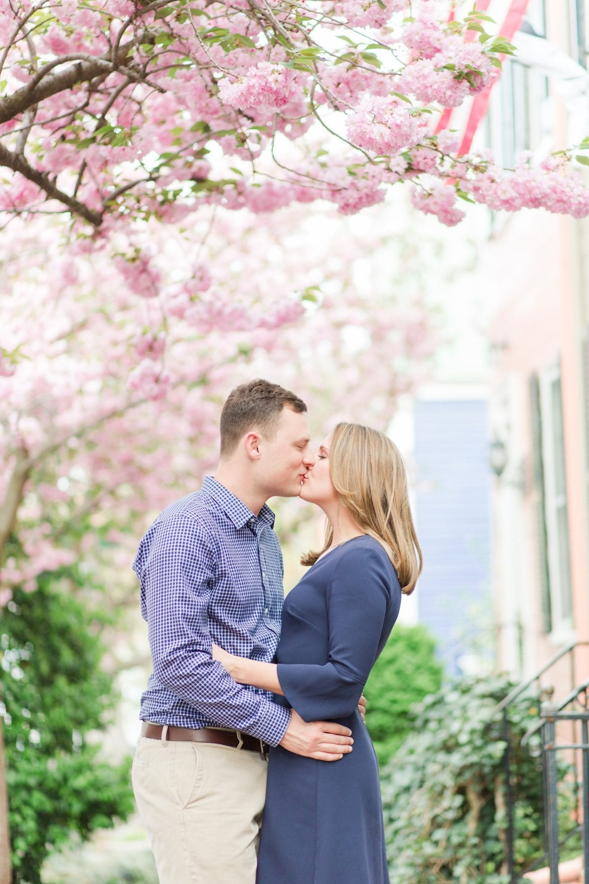 Springtime Old Town Alexandria Engagement Session Matt & Maxie Megan Kelsey Photography-66.jpg
