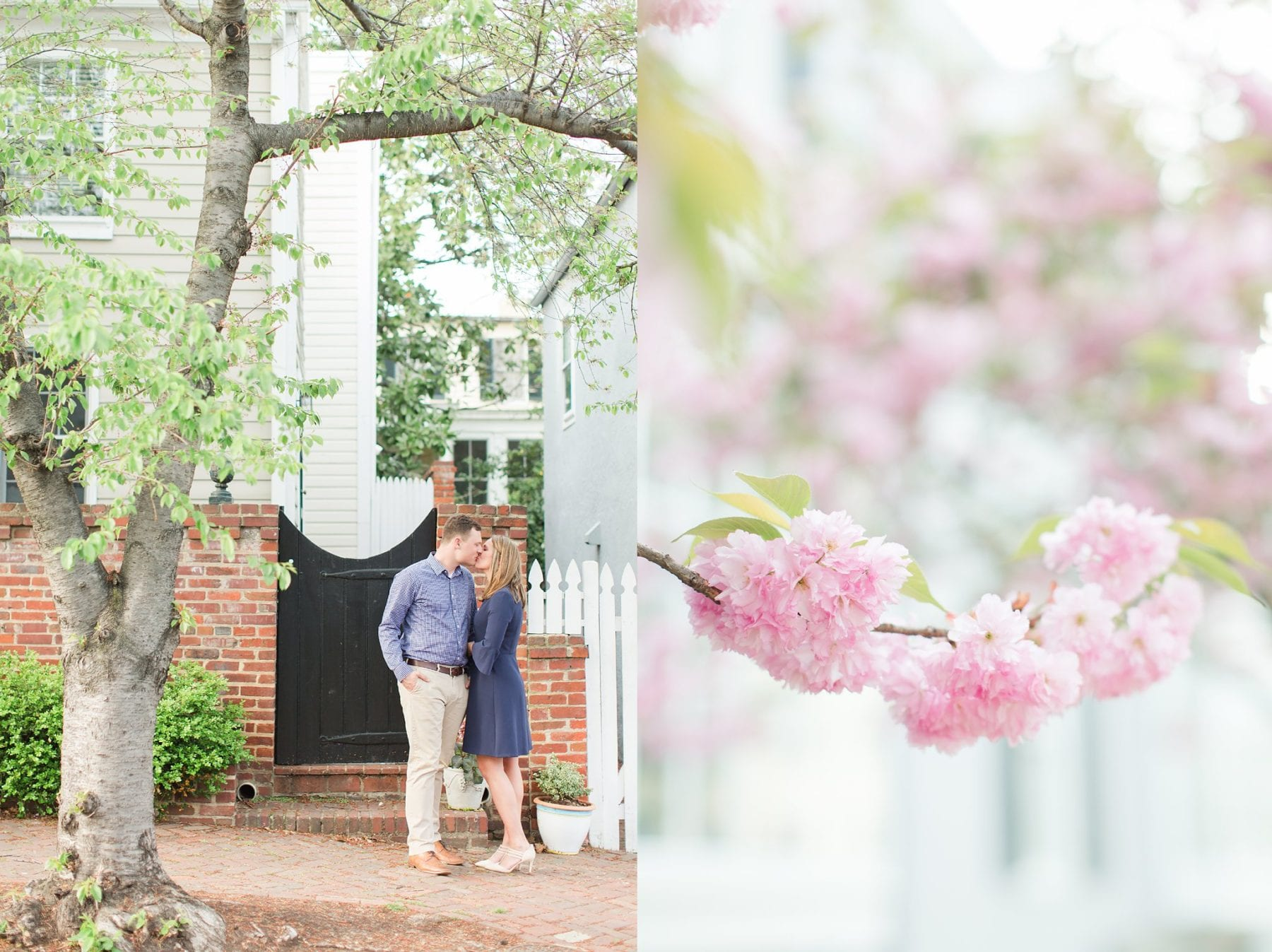Springtime Old Town Alexandria Engagement Session Matt & Maxie Megan Kelsey Photography-68.jpg