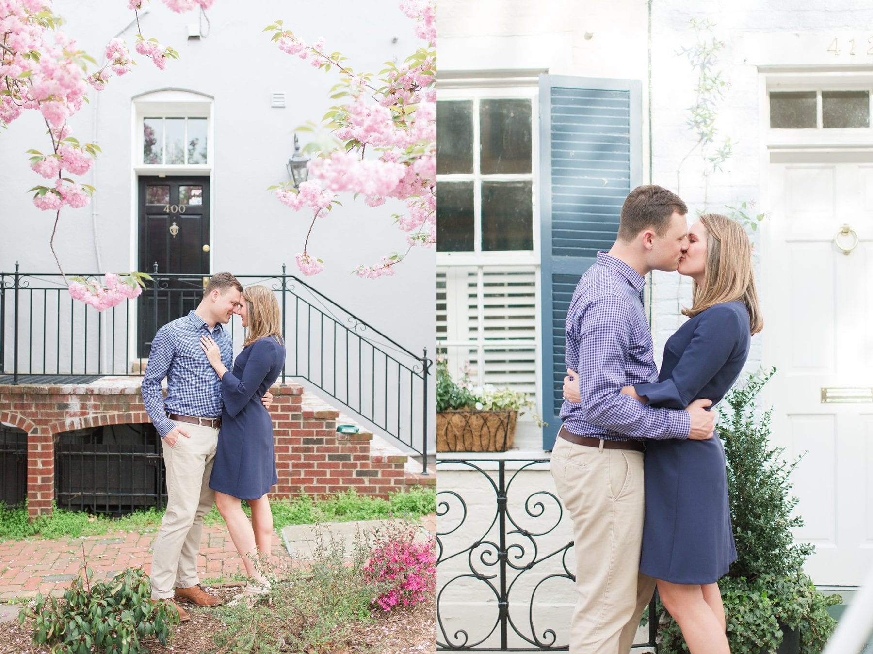 Springtime Old Town Alexandria Engagement Session Matt & Maxie Megan Kelsey Photography-78.jpg