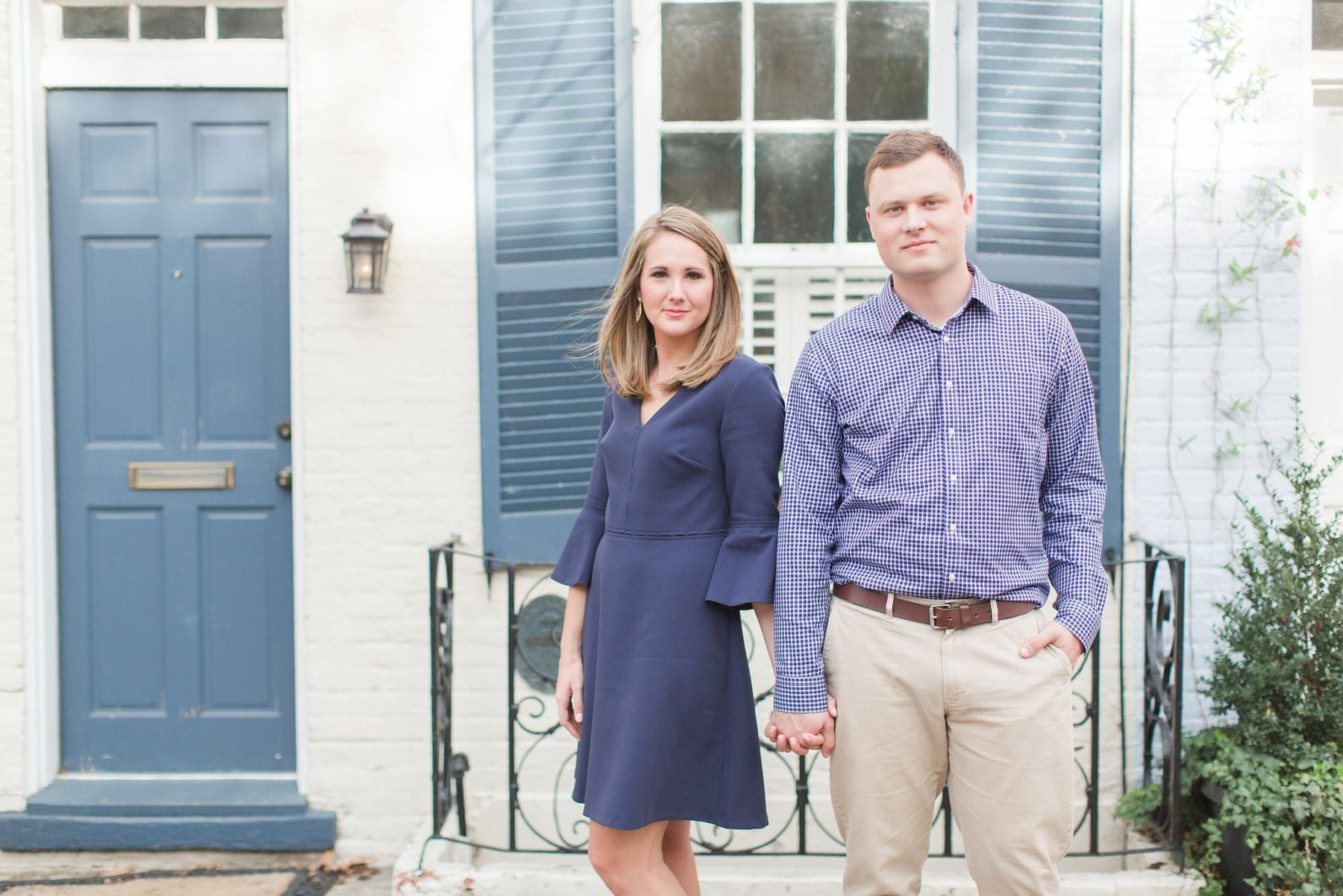 Springtime Old Town Alexandria Engagement Session Matt & Maxie Megan Kelsey Photography-98.jpg