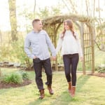 Goodstone Inn Engagement Session | Sarah & Kevin