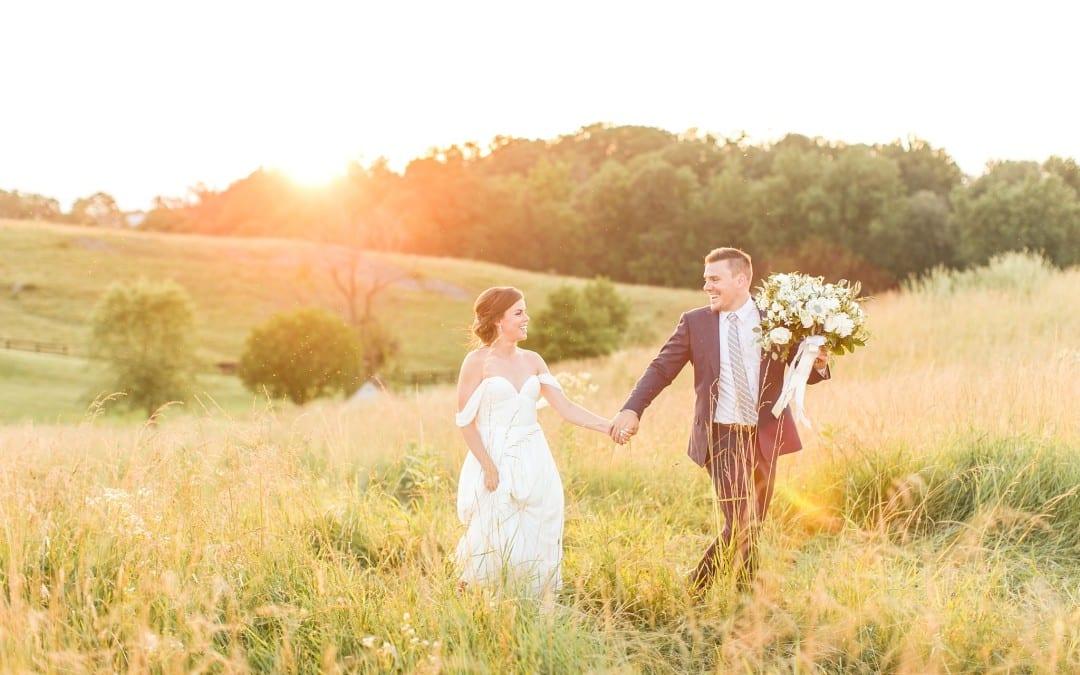 Goodstone Inn Wedding | Sarah & Kevin | Rustic Botanical Wedding In Middleburg, Virginia