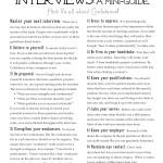Business Spotlight: Mastering Interviews
