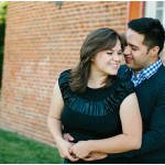 Romeo & Sarah: A Fredericksburg Engagement Session
