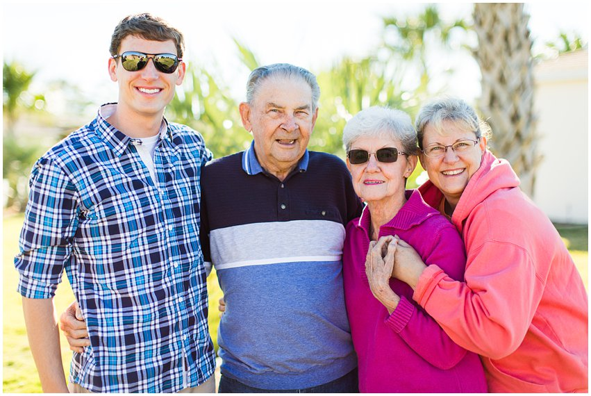 Florida Vacation Photographer Travel Ocala Silver River Grandparents