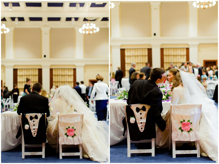Virginia Wedding Springfield Catholic Mass Classic Vintage Traditional Classy Elegant Marine Barracks Reception