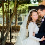 Spencer & Victoria: An Elegant Marine Barracks Wedding