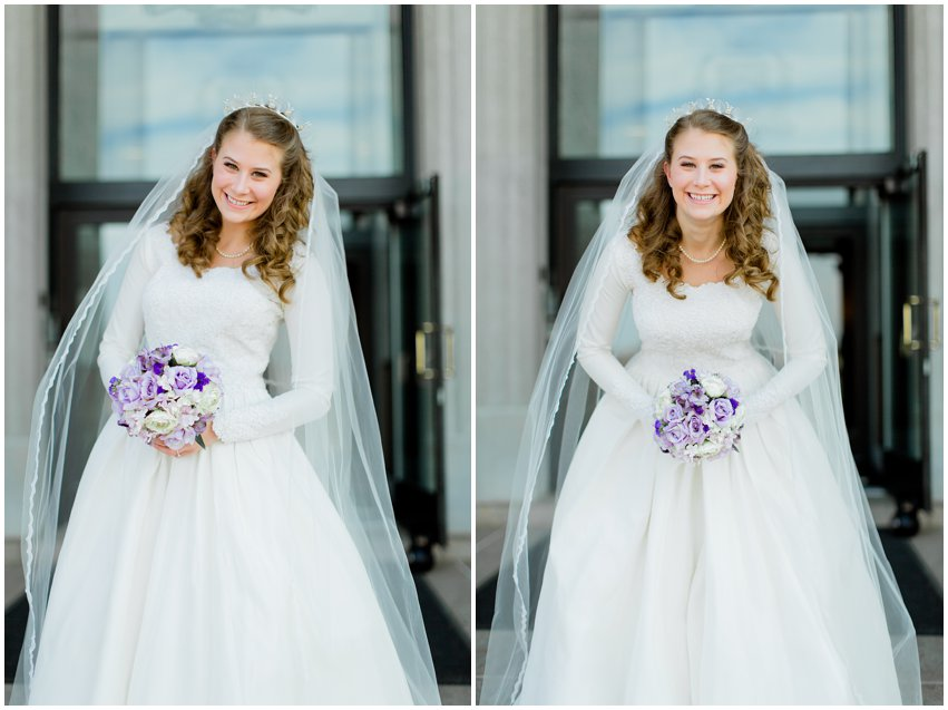 Victoria\'s Cherry Blossom Bridal Portraits | Virginia Wedding ...