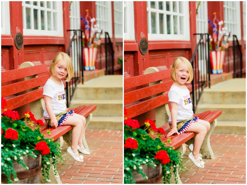 Occoquan Family Photographer Main Street Kids Portraiture Toddler Children