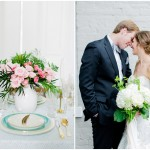 Alexandria Wedding Photographer | A Romantic Styled Shoot (CLIC Conference)