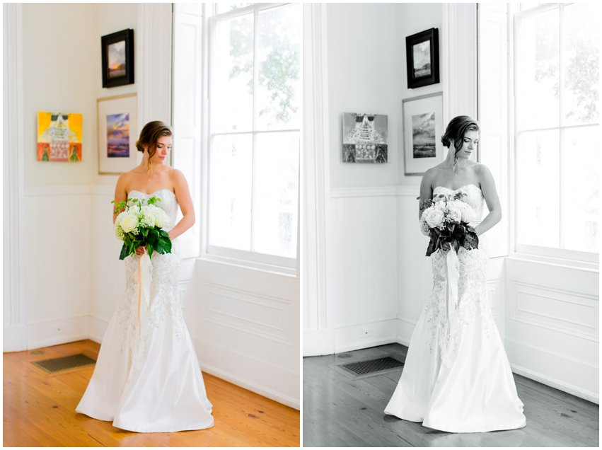 CLIC Conference Styled Shoot Elegant Romantic Wedding Old Town Alexandria Kaitlin Holland Creative Simply Put Vintage